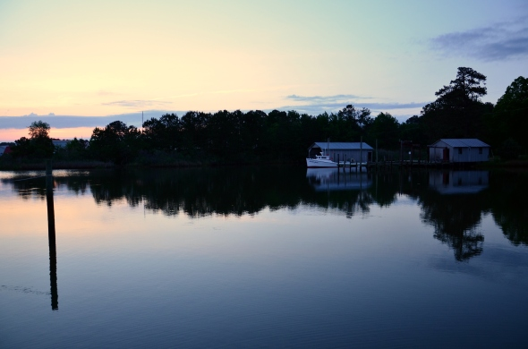 Broad Creek at Dawn