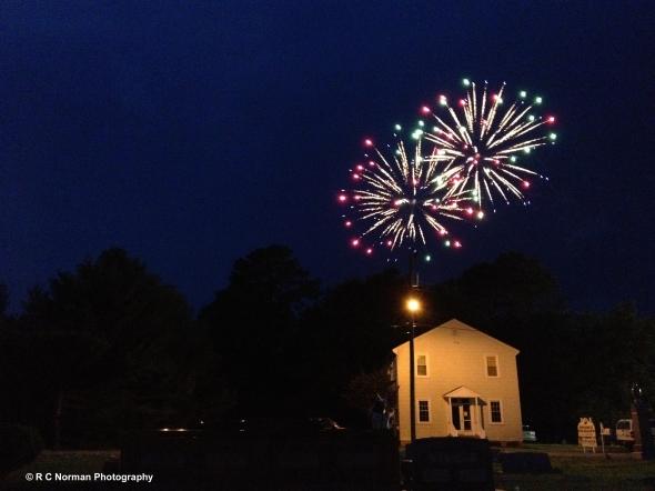 Deltaville Fireworks